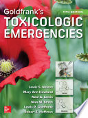 Goldfrank s Toxicologic Emergencies  Eleventh Edition