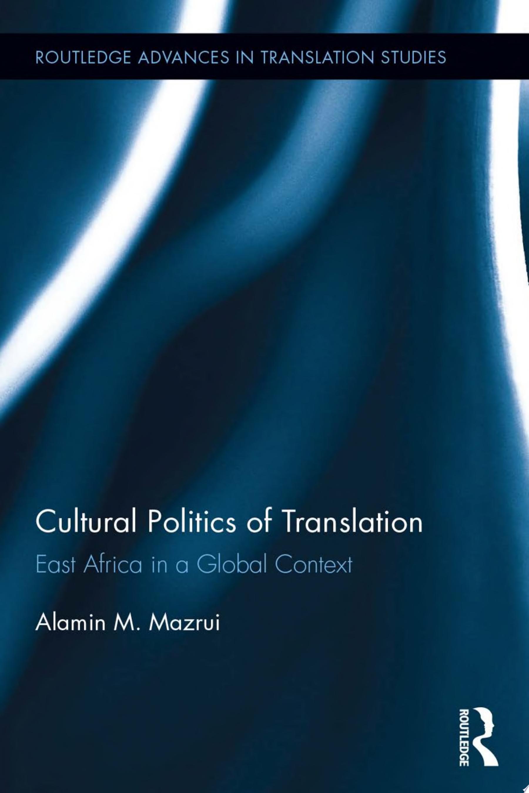 Cultural Politics of Translation