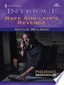 Read Online Rafe Sinclair's Revenge For Free