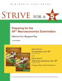 Strive for 5: Preparing for the AP Macroeconomics Examination