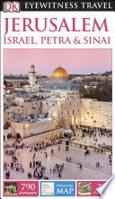 Dk Eyewitness Travel Guide Jerusalem Israel Petra Sinai