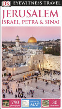 DK Eyewitness Travel Guide Jerusalem, Israel, Petra & Sinai