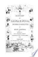 The History of China   India Book