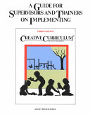 A Guide For Supervisors And Trainers On Implementing The Creative Curriculum For Early Childhood Book PDF