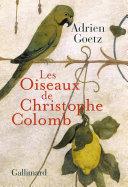 Pdf Les Oiseaux de Christophe Colomb Telecharger
