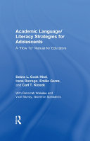 Academic Language Literacy Strategies for Adolescents