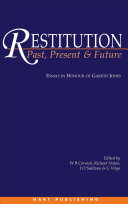 Restitution  Past  Present and Future