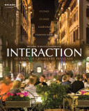 Interaction: REvision de Grammaire Francaise: Premiere Edition Canadienne