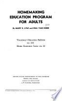 Home Economics Education Series