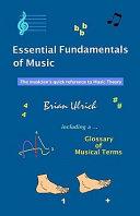 Essential Fundamentals of Music Book PDF