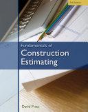 Fundamentals of Construction Estimating [Pdf/ePub] eBook