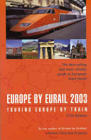 Europe by Eurail 2003