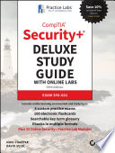 Comptia Security Deluxe Study Guide With Online Lab