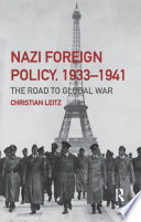 Nazi Foreign Policy 1933 1941