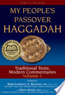 My People S Passover Haggadah What Is The Haggadah Anyway