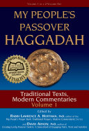 My People's Passover Haggadah: What is the Haggadah anyway?