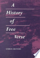 A History of Free Verse