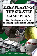 Keep Playing   the Six Step Game Plan Book