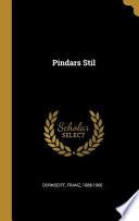 Pindars Stil
