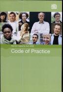 Mental Capacity Act 2005 code of practice