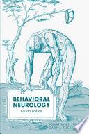 Behavioral Neurology Book