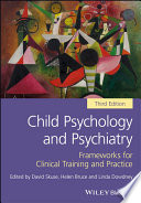 Child Psychology and Psychiatry