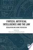 FinTech, Artificial Intelligence and the Law