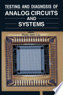 Testing And Diagnosis Of Analog Circuits And Systems Book PDF