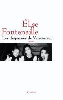 Les disparues de Vancouver ebook