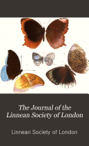 The Journal of the Linnean Society