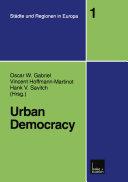 Urban Democracy