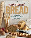 Pdf Make Ahead Bread
