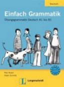 Cover of Einfach Grammatik