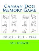 Canaan Dog Memory Game