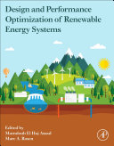 Design and Performance Optimization of Renewable Energy Systems