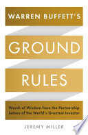 Warren Buffett s Ground Rules Book