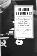 Opening Arguments: A Young Lawyer's First Case: United States V. ...