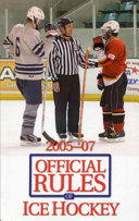 2006 Official Rules of Ice Hockey