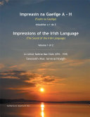 Impreasin na Gaeilge A     H