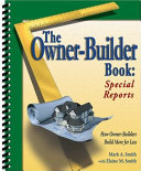 The Owner-Builder Book