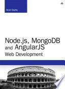 Node.js, MongoDB and AngularJS Web Development