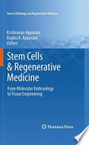 Stem Cells   Regenerative Medicine