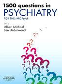 1500 Questions in Psychiatry E-Book