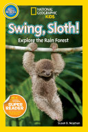 National Geographic Readers  Swing Sloth