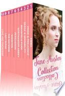 Jane Austen Collection  Pride and Prejudice  Sense and Sensibility  Emma  Persuasion and More