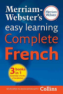 Merriam-Webster's Easy Learning Complete French