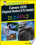 Read Online Canon EOS Digital Rebel XTi / 400D For Dummies For Free