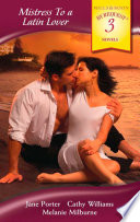 Mistress To a Latin Lover  The Sicilian s Defiant Mistress   The Italian s Pregnant Mistress   The Italian s Mistress  Mills   Boon By Request  Book PDF