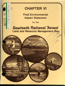 Sawtooth National Forest  N F    Land and Resource s  Management Plan  LRMP   ID UT