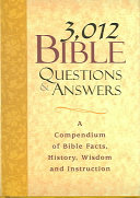 3012 Bible Questions   Answers